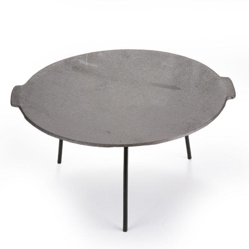 Plát grilovací litinový 45 cm (Grilovací litinový plát 45 cm )