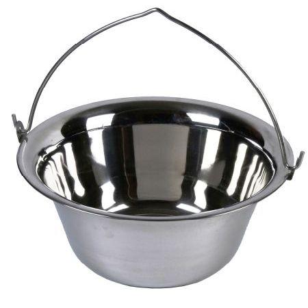 gulášový kotlík nerezový 0,8 l (kotlík na guláš nerezový servírovací 0,8 L)