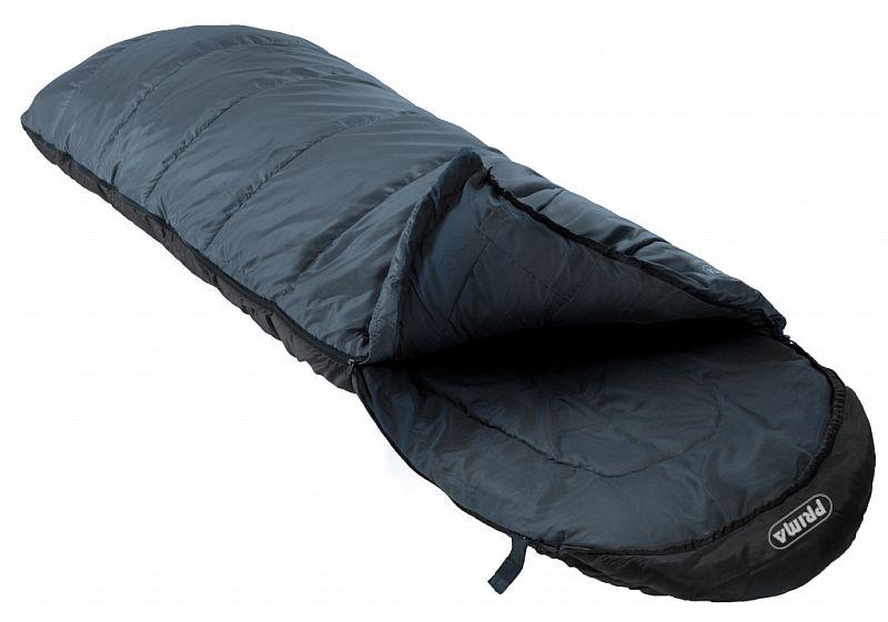 dekový spací pytel Prima COMFORT 300 šedý (dekový spacák Prima)