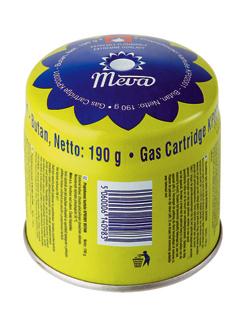 Propichovací kartuše MEVA 190 g (kartuše k plynovým vařičům)