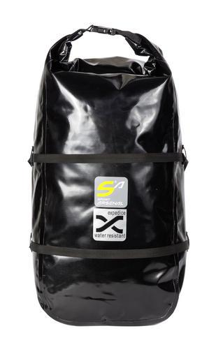 Vodotěsná brašna spacáková (i jako batoh) 313 (expediční cykloturistická brašna)