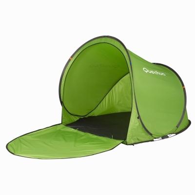 sekundový samorozkládací plážový stan 2 seconds XL 0 zelený (sekundový samorozkládací plážový stan 2 seconds XL 0 zelený)