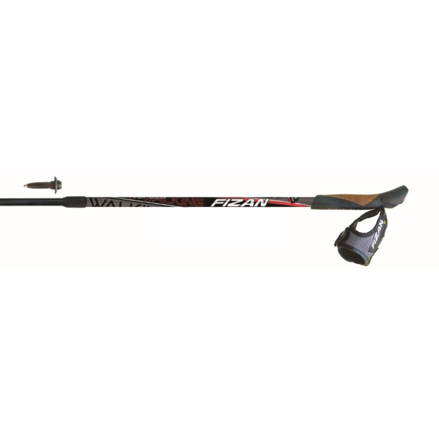 hole Nordic walking FIZAN NW SPEED black